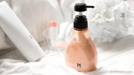 初めてのデコルテ用クリームにおすすめ!ピンクのポンプボトルが可愛くて便利♡